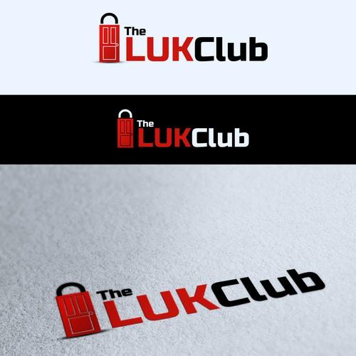 Create a luxury online designer clothing store logo