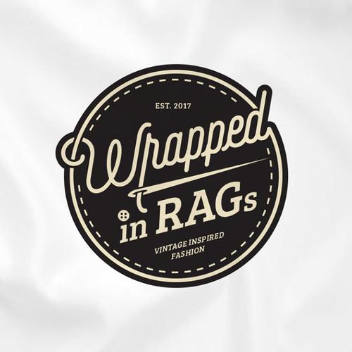 Logo design for Vintage inspired clothing
