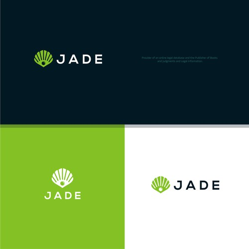 simple logo concept for JADE.