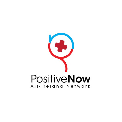 99nonprofits: Create a winning logo design for Positive Now support group