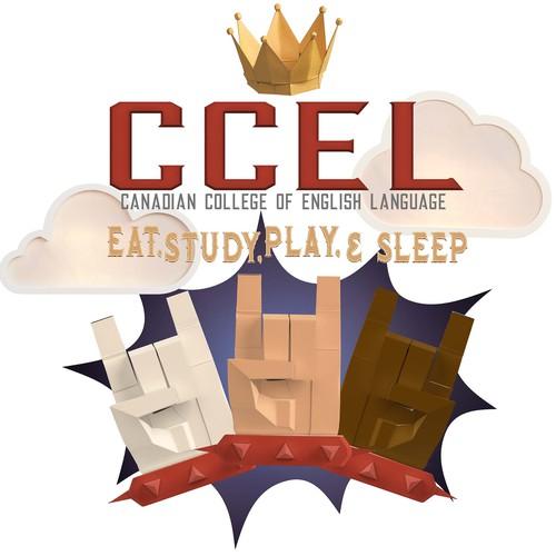 CCEL Sticker/Signage Version 4