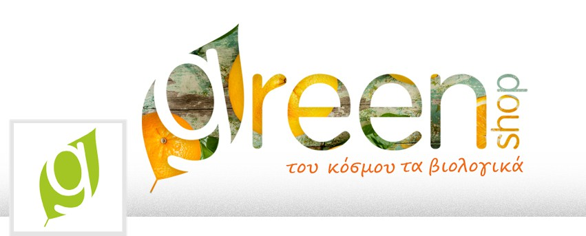 Create a Facebook Cover page and profile for Green Shop organic store!