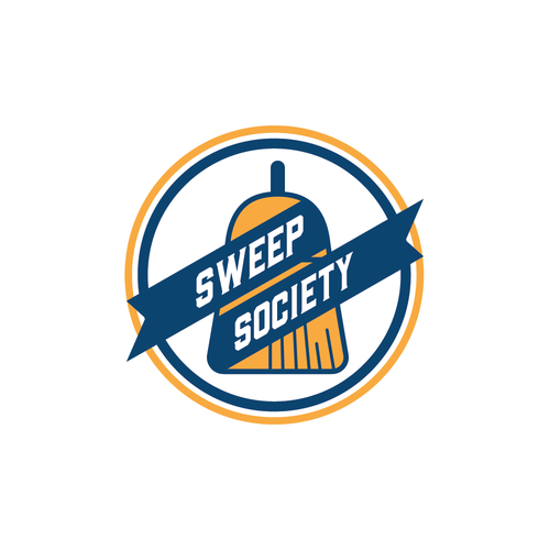 Logo for a house cleaning company