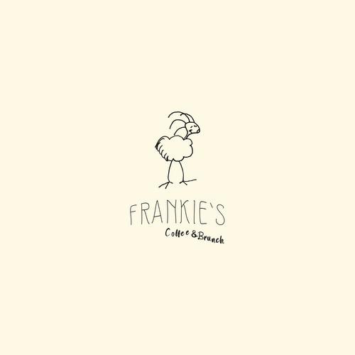 Frankie`s Logo Design