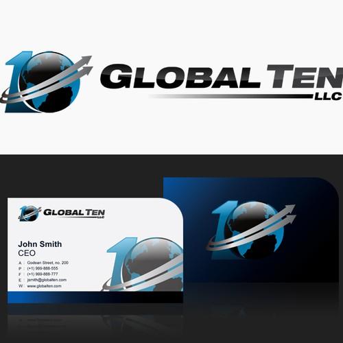logo for Global Ten, LLC.