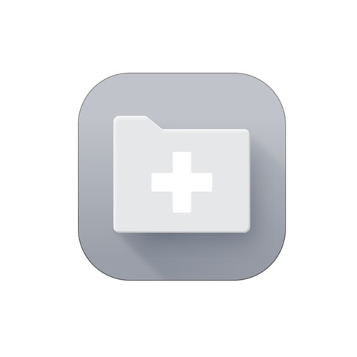 medecine archive app icon