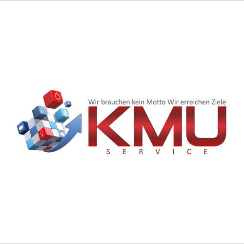 Logo for financial advisory company