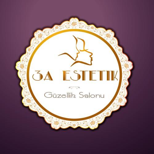 I want a nice logo for beauty salon