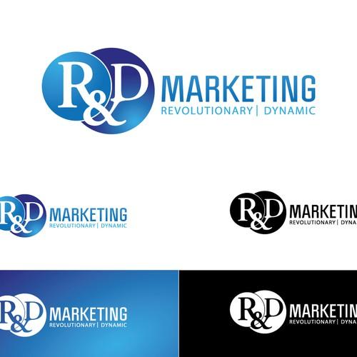 Create the next Logo Design for R & D Marketing