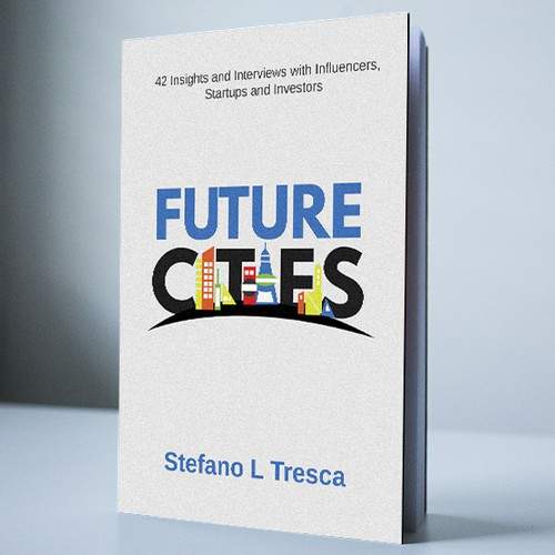 Book Cover Future Cities
