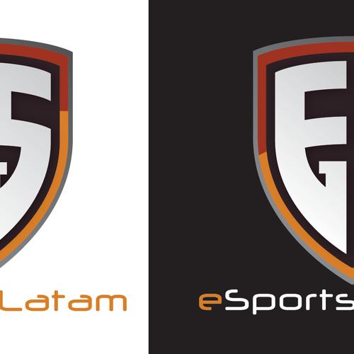 eSports Latam team and corporate logo.