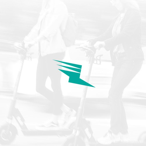 Logo for a Kick Scooter Brand