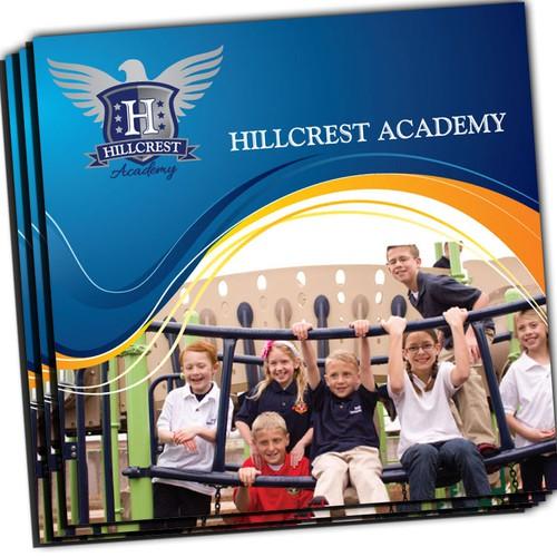 Hillcrest Academy curriculum tri-fold