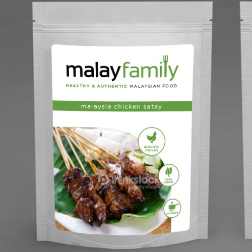 Packaging for Malayfamily