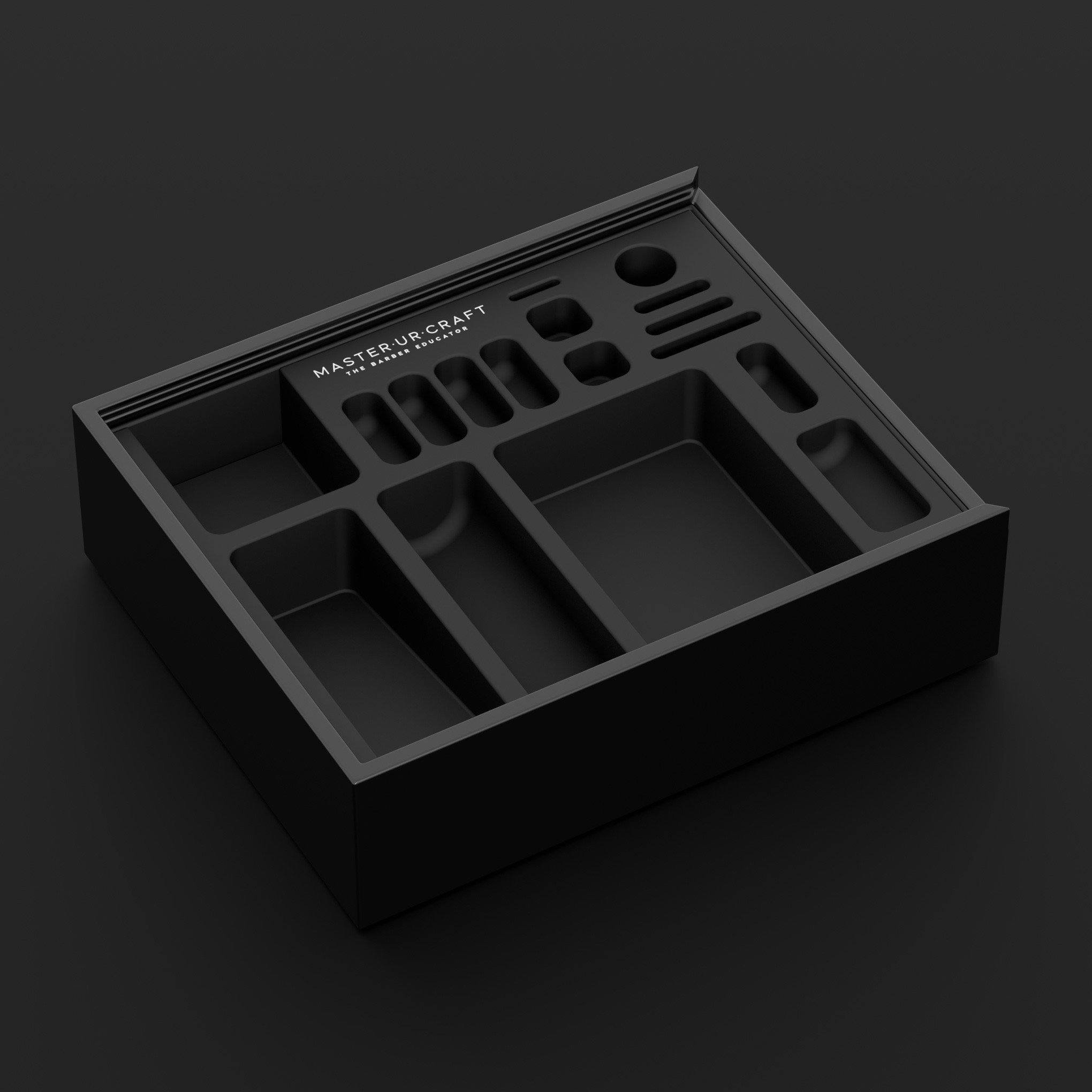*Masterurcraft Barber Rental Box Insert