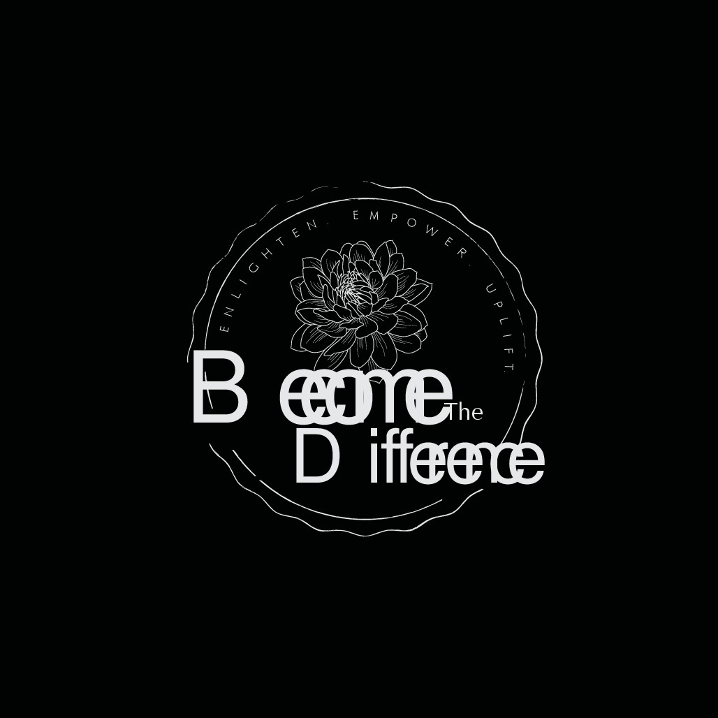 Become the Difference Logo Design