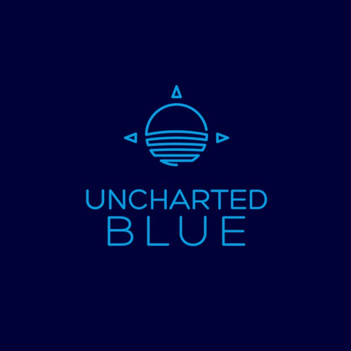 Modern and Fresh Logo for Ocean Exploration / Adventure Tourism