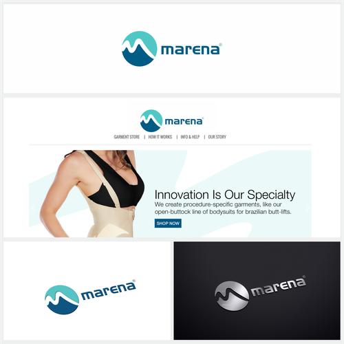 logo for marena