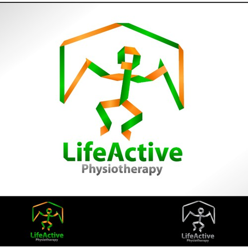 LifeActive Physiotherapy needs a new logo