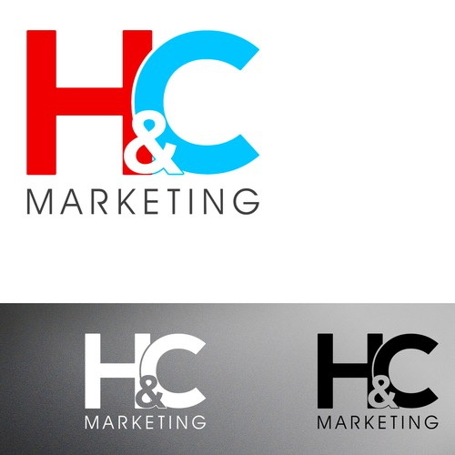 Create an awesome logo for Hot and Cold Marketing