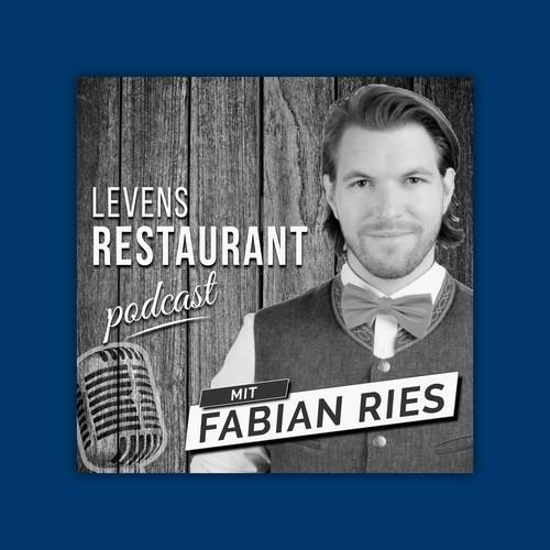 Podcast Cover art (Restaurant)