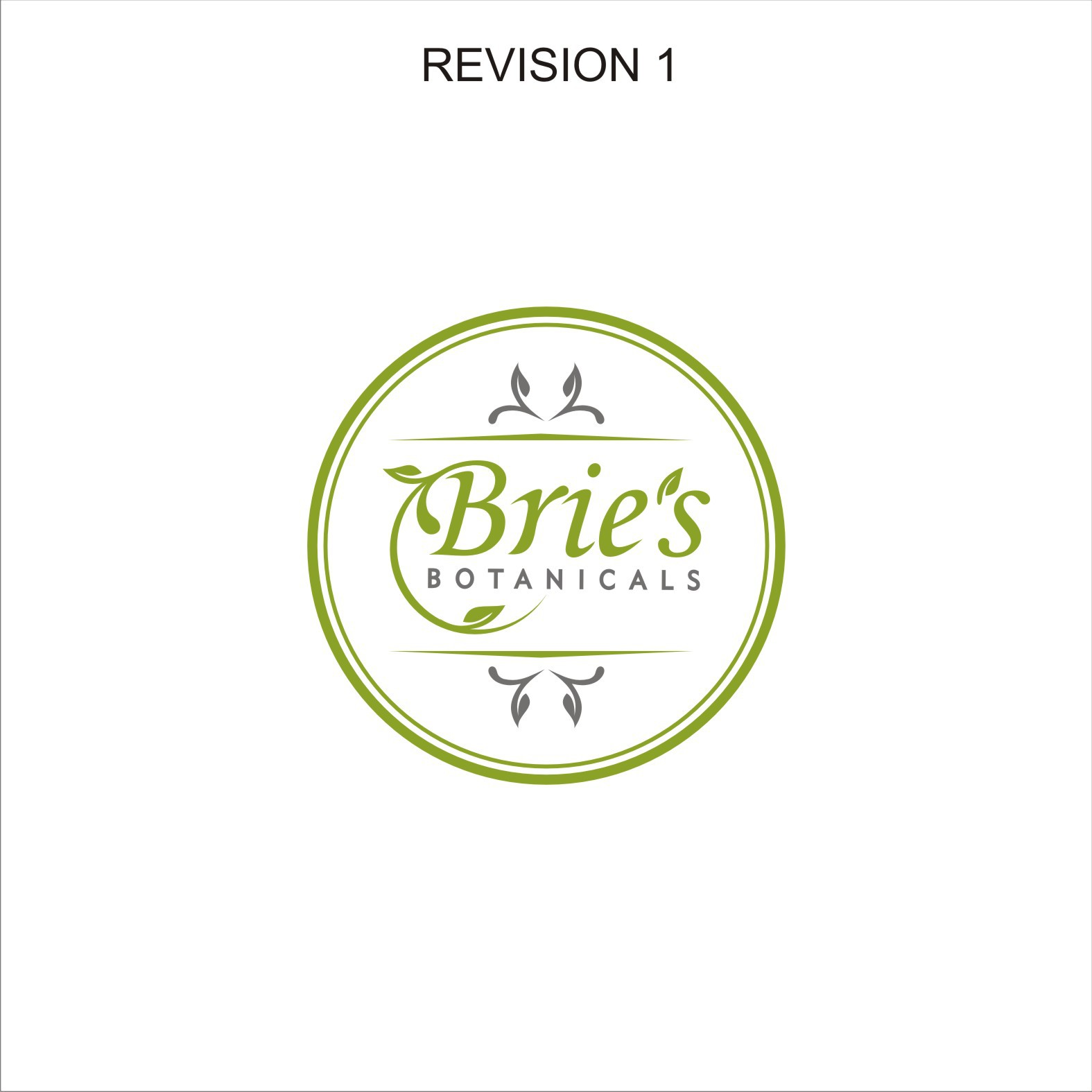 Brie's Botanicals needs a stunning logo!