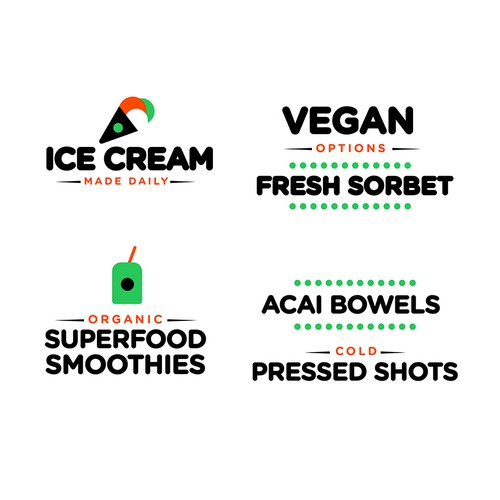 Ice Cream Shop Communication