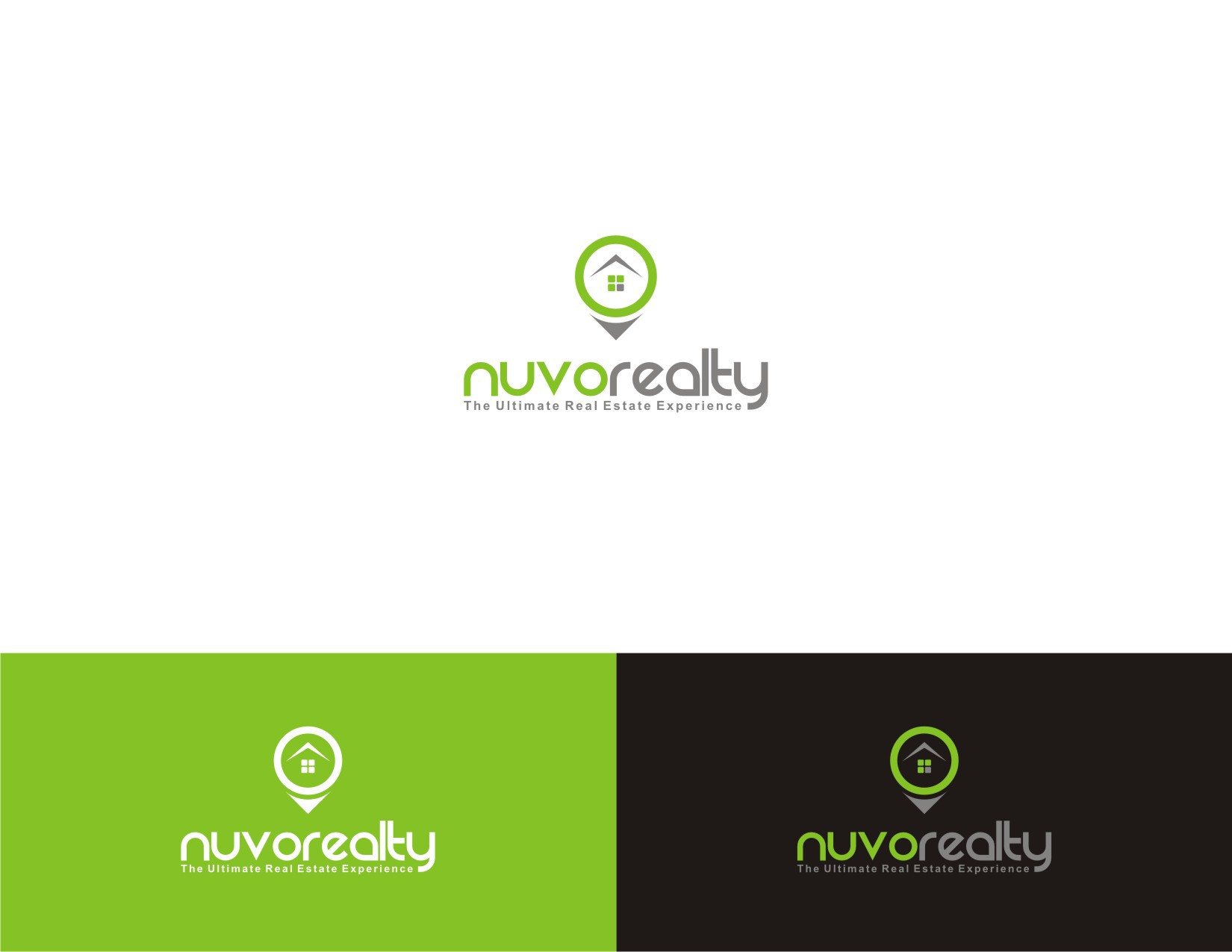 logo for Nuvo Realty