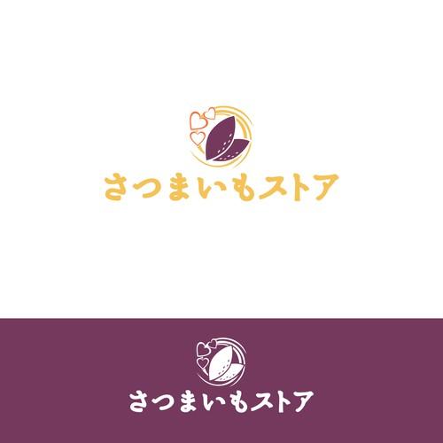 sweet potato logo japan