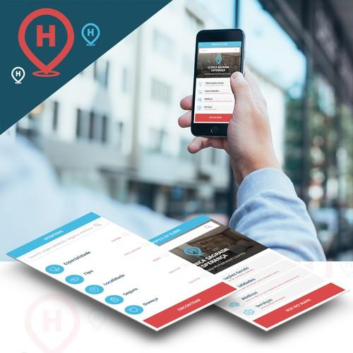 Health app for iOS (Saude Angola)
