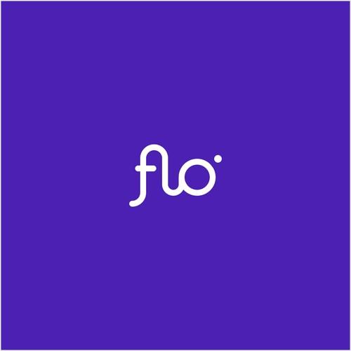 wordmark concept of logo .