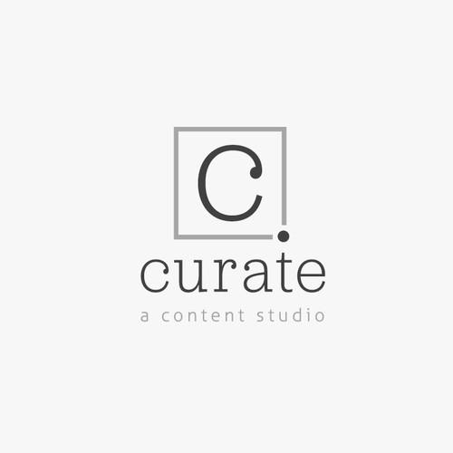 Content studio logo