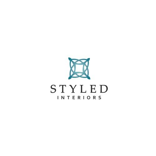 Stylish logo for new Interior Designer