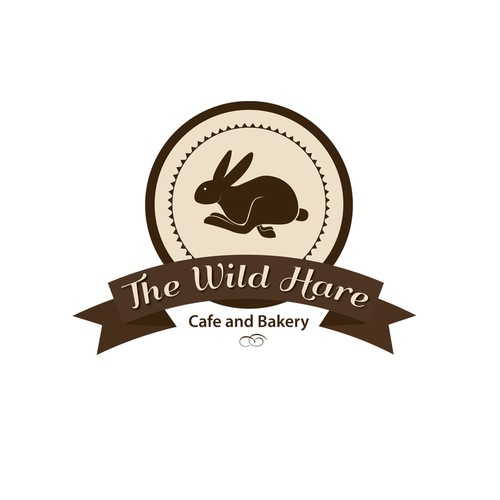 The Wild Hare | Logo design