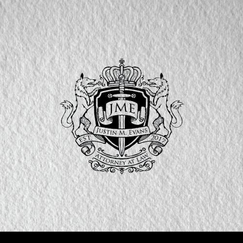 JME logo design.