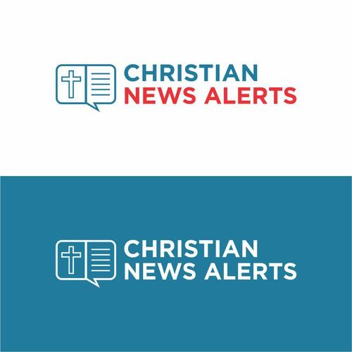 Logo for Christian News Alert