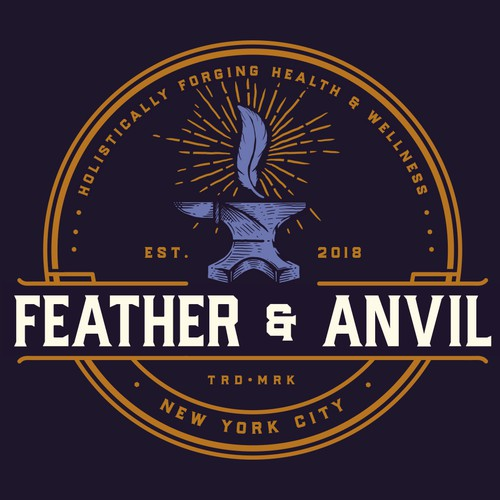 Feather & Anvil