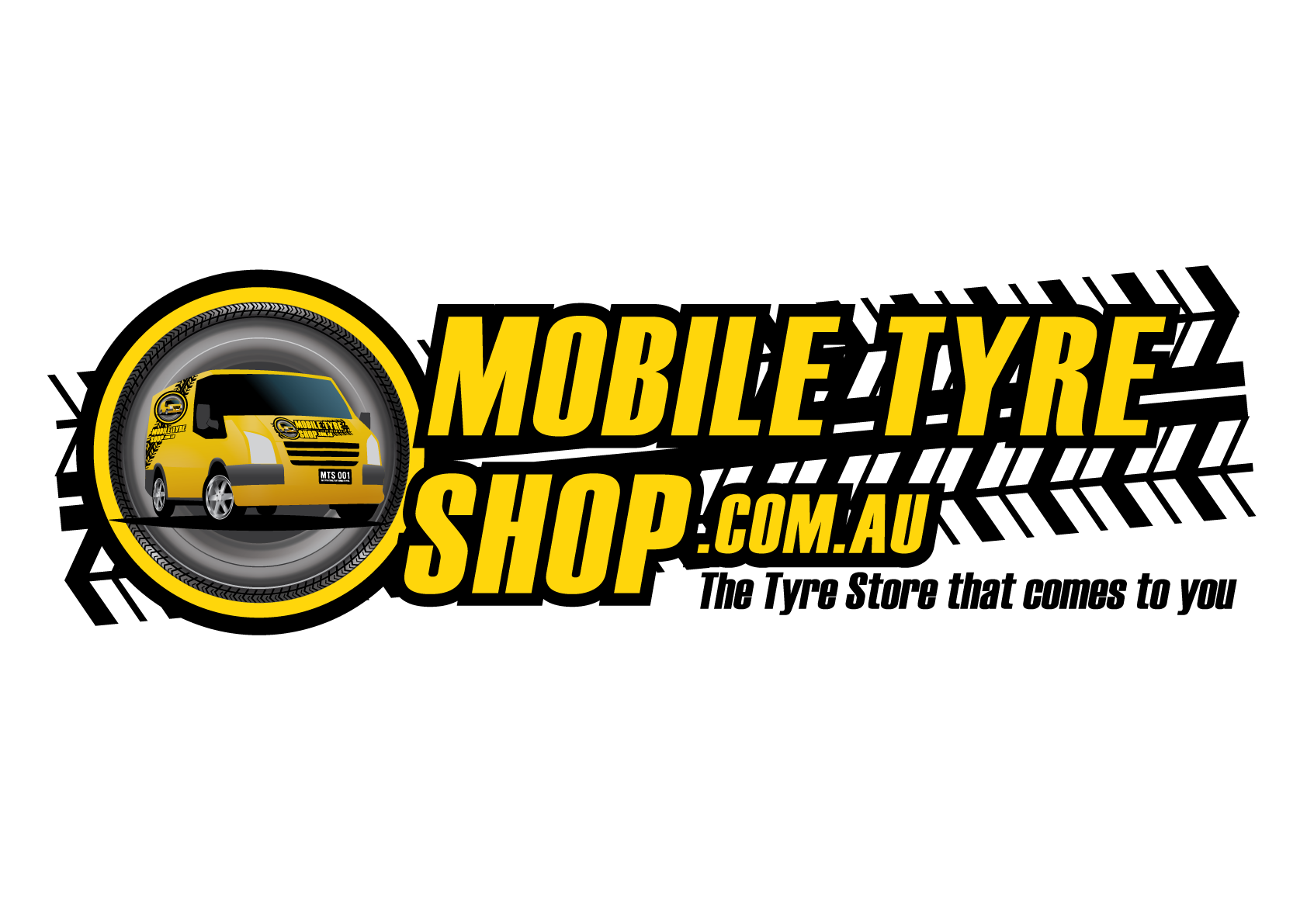 logo for Mobile Tyre Shop.com.au