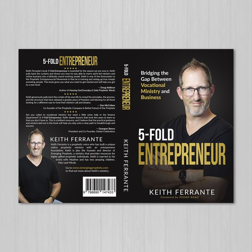 5-Fold Entrepreneur by Keith Ferrante