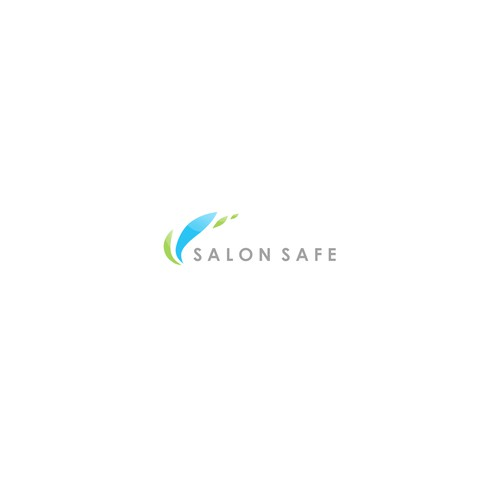 Create a logo for a company that is looking to improve the health of the nail salon workers