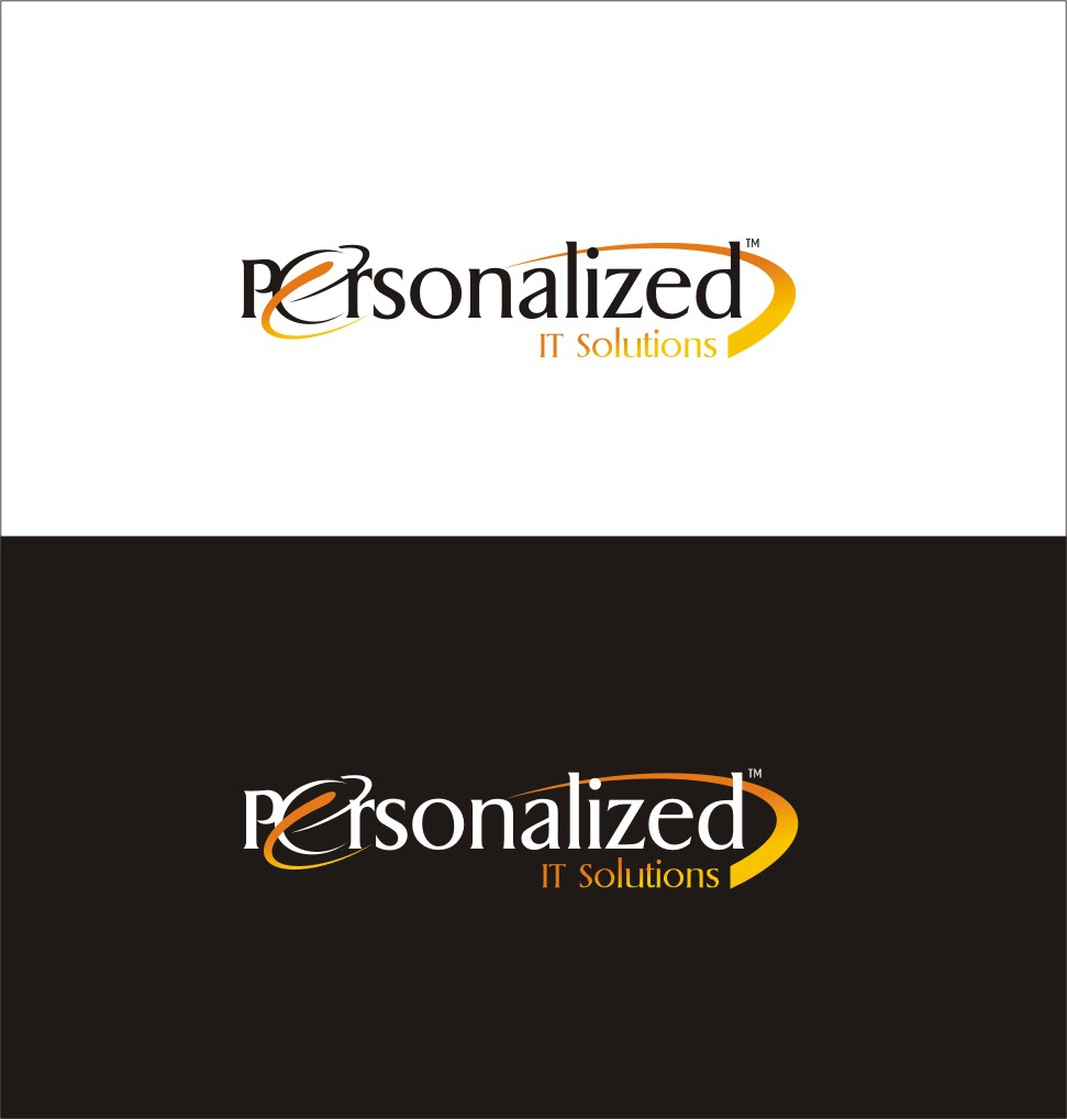 Logo Design for Personalized IT Solutions