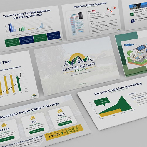 Property Powerpoint Template