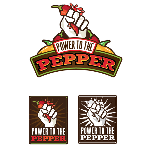 Logo for Power to the PEPPER !