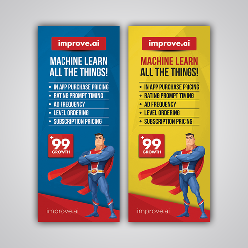 Banner for Machine Robots