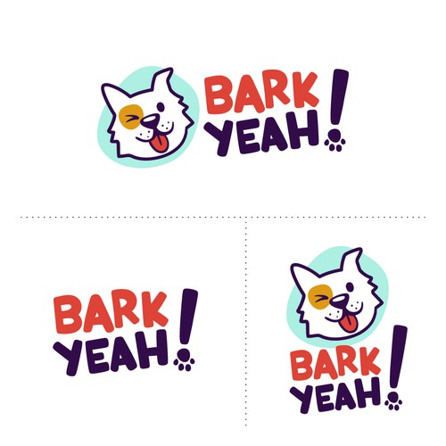 Logo for Bark Yeah!