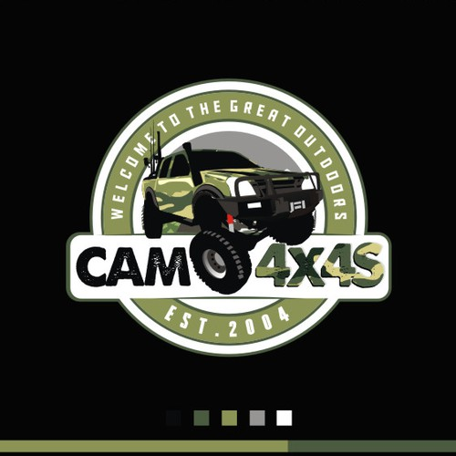 CAMO4x4S