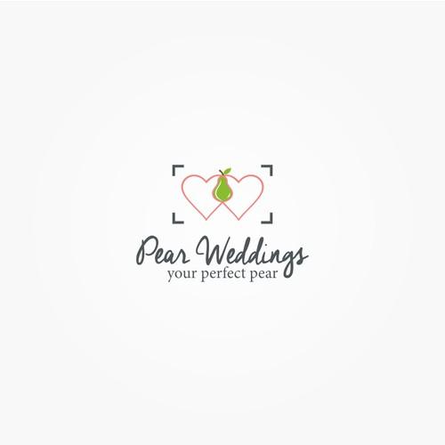 Pear Weddings logo