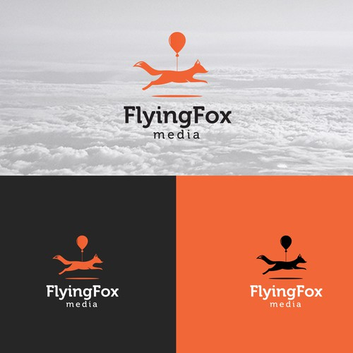 FlyingFox Media - Create a logo for our creative web development agency