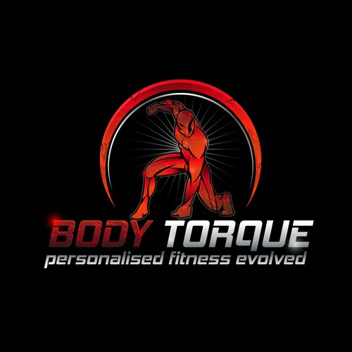 Kick-Ass Torque-Fitness logo