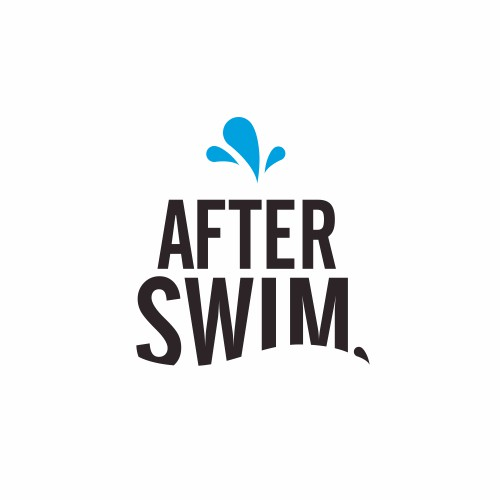Think differently and create an innovative logo for AfterSwim, a new aquatic equipment brand